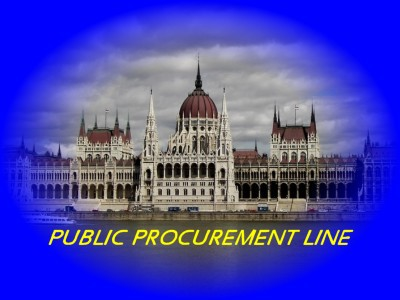 Enter to the public procurement site